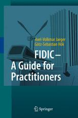 FIDIC - A Guide for Practitioners