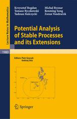Potential Analysis of Stable Processes and its Extensions