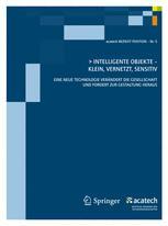 Intelligente Objekte — Klein, Vernetzt, Sensitiv