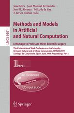 Methods and Models in Artificial and Natural Computation. A Homage to Professor Mira's Scientific Legacy