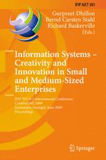 Information Systems – Creativity and Innovation in Small and Medium-Sized Enterprises