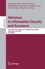 Advances in Information Security and Assurance
