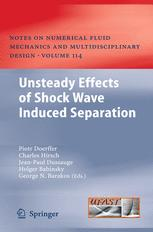 Unsteady Effects of Shock Wave Induced Separation