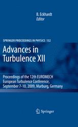 Advances in Turbulence XII