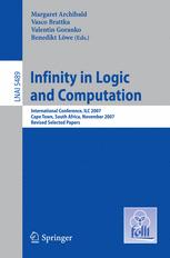 Infinity in Logic and Computation