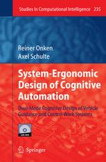 System-Ergonomic Design of Cognitive Automation