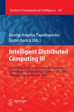 Intelligent Distributed Computing III