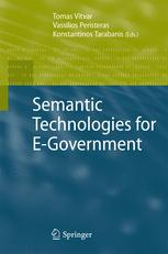Semantic Technologies for E-Government
