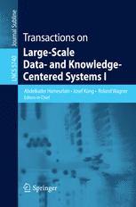Transactions on Large-Scale Data- and Knowledge-Centered Systems I