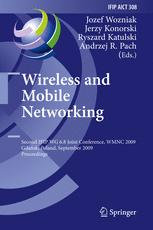 Wireless and Mobile Networking