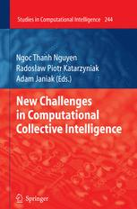 New Challenges in Computational Collective Intelligence