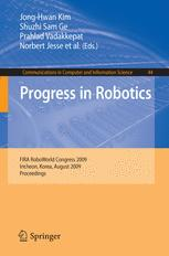 Progress in Robotics
