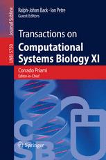 Transactions on Computational Systems Biology XI