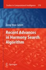 Recent Advances In Harmony Search Algorithm
