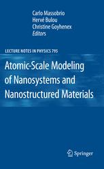 Advances in the Atomic-Scale Modeling of Nanosystems and Nanostructured Materials