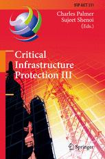 Critical Infrastructure Protection III