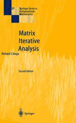 Matrix Iterative Analysis
