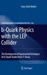 b-Quark Physics with the LEP Collider