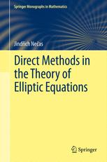 Direct Methods in the Theory of Elliptic Equations