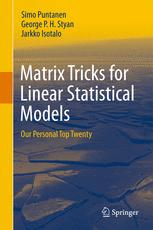 Matrix Tricks for Linear Statistical Models