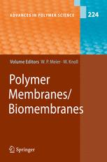 Polymer Membranes/Biomembranes :