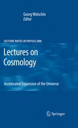 Lectures on Cosmology