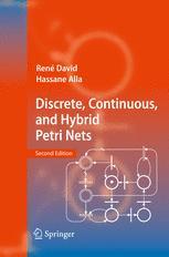 Discrete, Continuous, and Hybrid Petri Nets