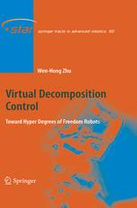 Virtual Decomposition Control