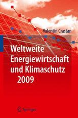 Weltweite Energiewirtschaft und Klimaschutz 2009
