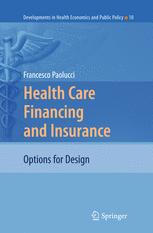 Health Care Financing and Insurance