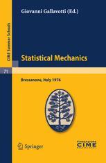Statistical Mechancis