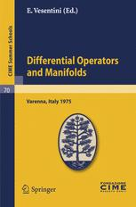 Differential Operators on Manifolds