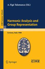 Harmonic Analysis and Group Representation