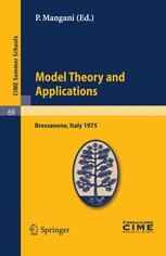 Model Theory and Applications