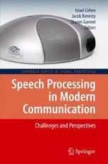 Speech Processing in Modern Communication