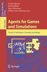 Agents for Games and Simulations