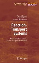 Reaction–Transport Systems