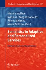 Semantics in Adaptive and Personalized Services