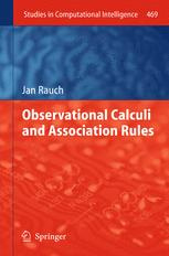 Observational Calculi and Association Rules