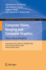 Computer Vision, Imaging and Computer Graphics. Theory and Applications