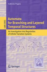 Automata for Branching and Layered Temporal Structures