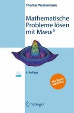 Mathematische Probleme lösen mit Maple