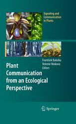 Plant Communication from an Ecological Perspective