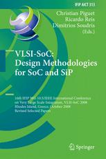 VLSI-SoC: Design Methodologies for SoC and SiP