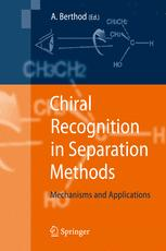 Chiral Recognition in Separation Methods