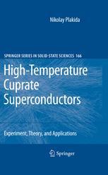 High-Temperature Cuprate Superconductors