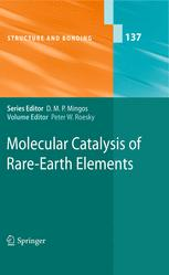 Molecular Catalysis of Rare-Earth Elements