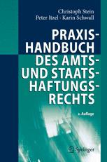 Praxishandbuch des Amts- und Staatshaftungsrechts