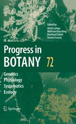 Progress in Botany 72