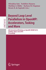 Beyond Loop Level Parallelism in OpenMP: Accelerators, Tasking and More
